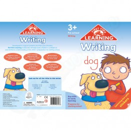3+ FTL Pre School Writing with Stickers